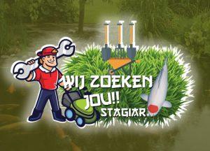 Stagiars Hovenier-Groenvoorziening-Bouw Gezocht post thumbnail